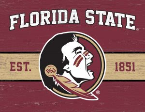 Florida State Cutting Board