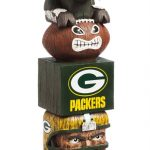 Green Bay Packers Tiki Totem