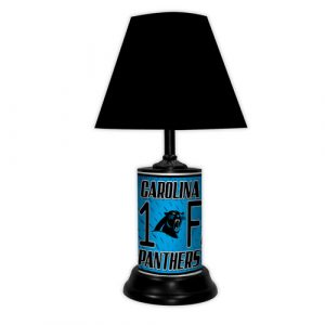Carolina Panthers Lamp