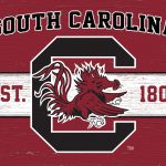South Carolina Gamecocks Cutting Board