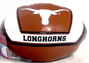 Texas Longhorns Softee Football