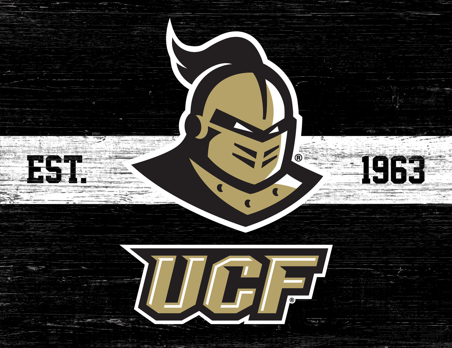 Central Florida Knights Cutting Board