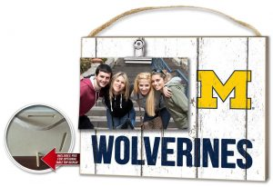 Michigan Clip-it Photo Frame