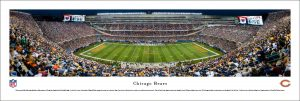 Soldier Field Stadium Print