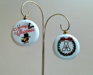 Appalachian State Christmas Ornaments