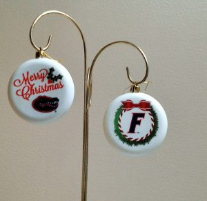 Florida Gators Christmas Ornaments