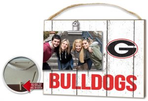 Georgia Bulldogs Clip-it Photo Frame