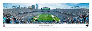 Carolina Panthers Bank of America Stadium Print
