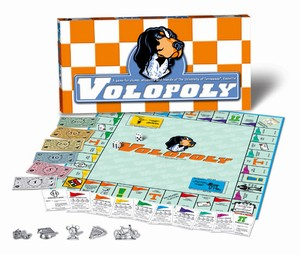 University of Tennessee Monopoly Game