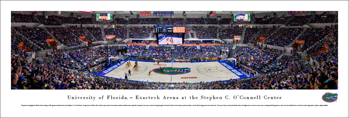 O'Connell Center Print