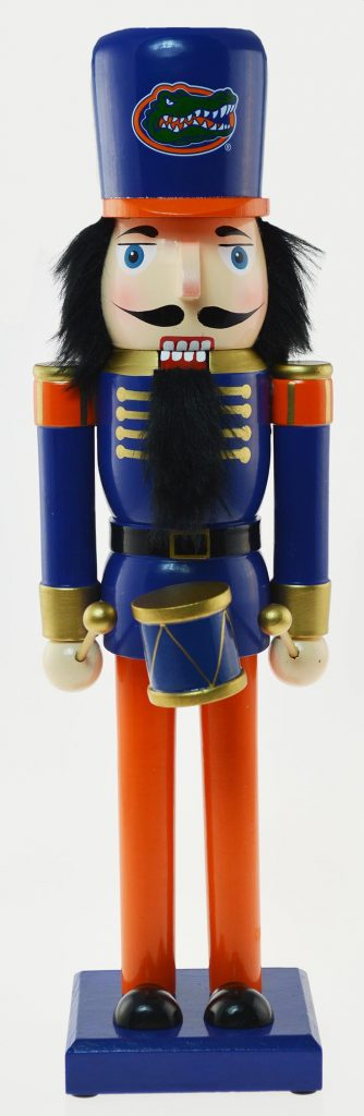 Florida Gators Nutcracker