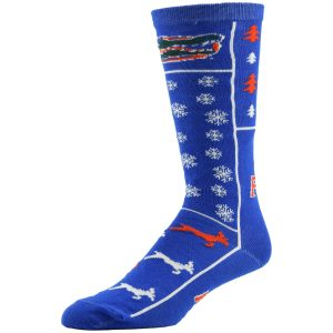 Florida Gators Christmas Socks