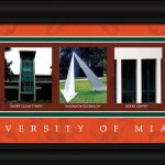 Miami Campus Letter Art