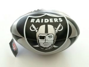 Oakland Raiders Softee Football