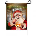 Tennessee Volunteers Christmas Garden Flag
