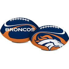 Denver Broncos Softee Football