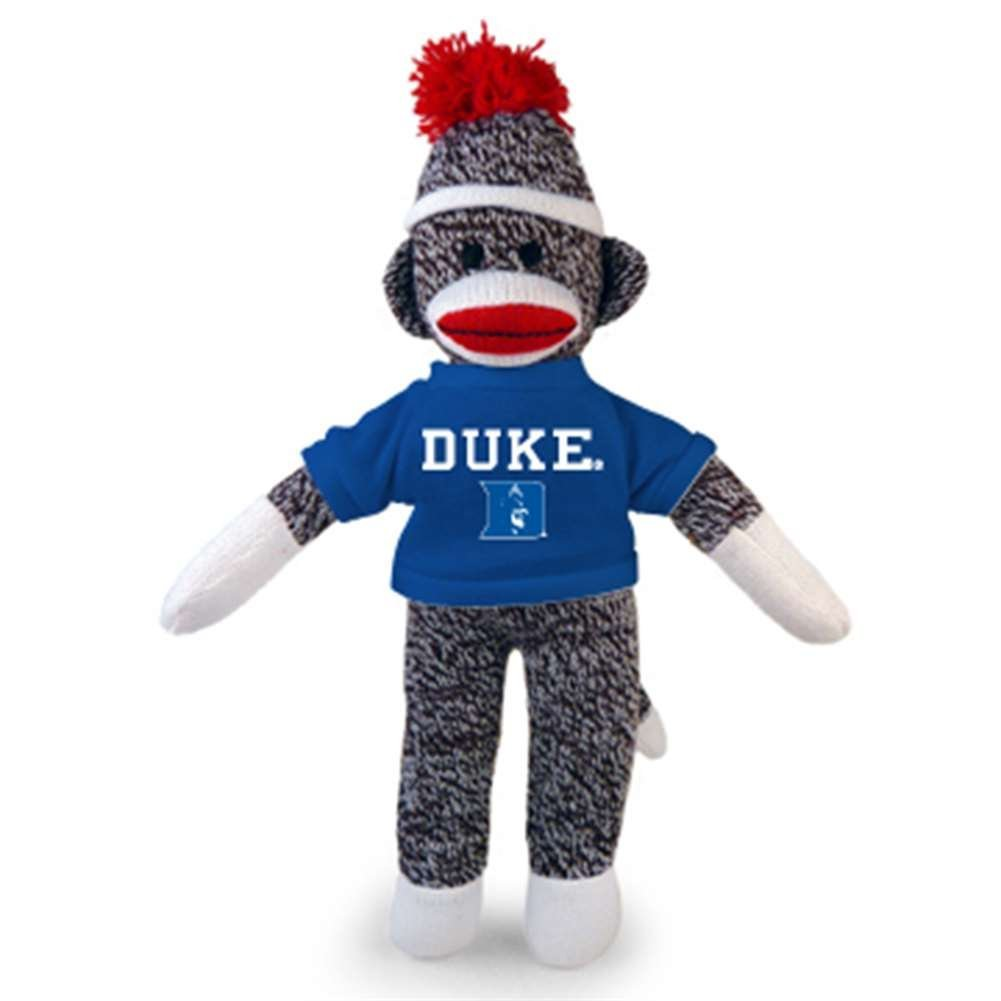 Duke Blue Devils Sock Monkey