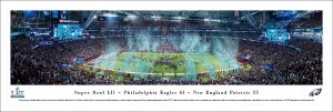 Philadelphia Eagles Super Bowl LII Print