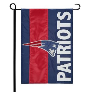New England Patriots Garden Flag