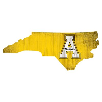 Appalachian State Mountaineers State Sign