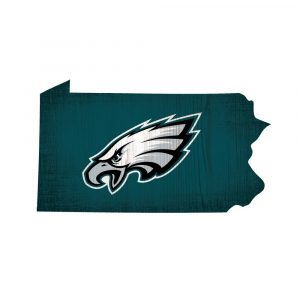 Philadelphia Eagles State Sign