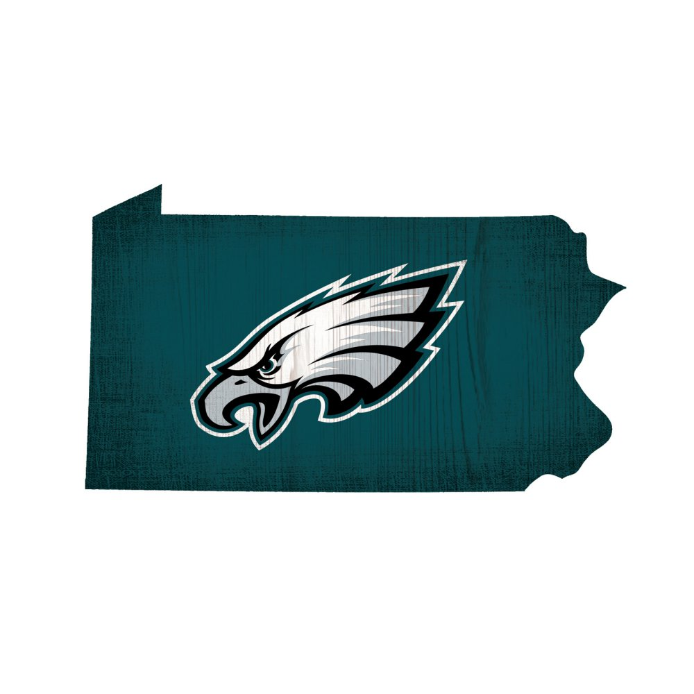 Eagles State Logo Sign