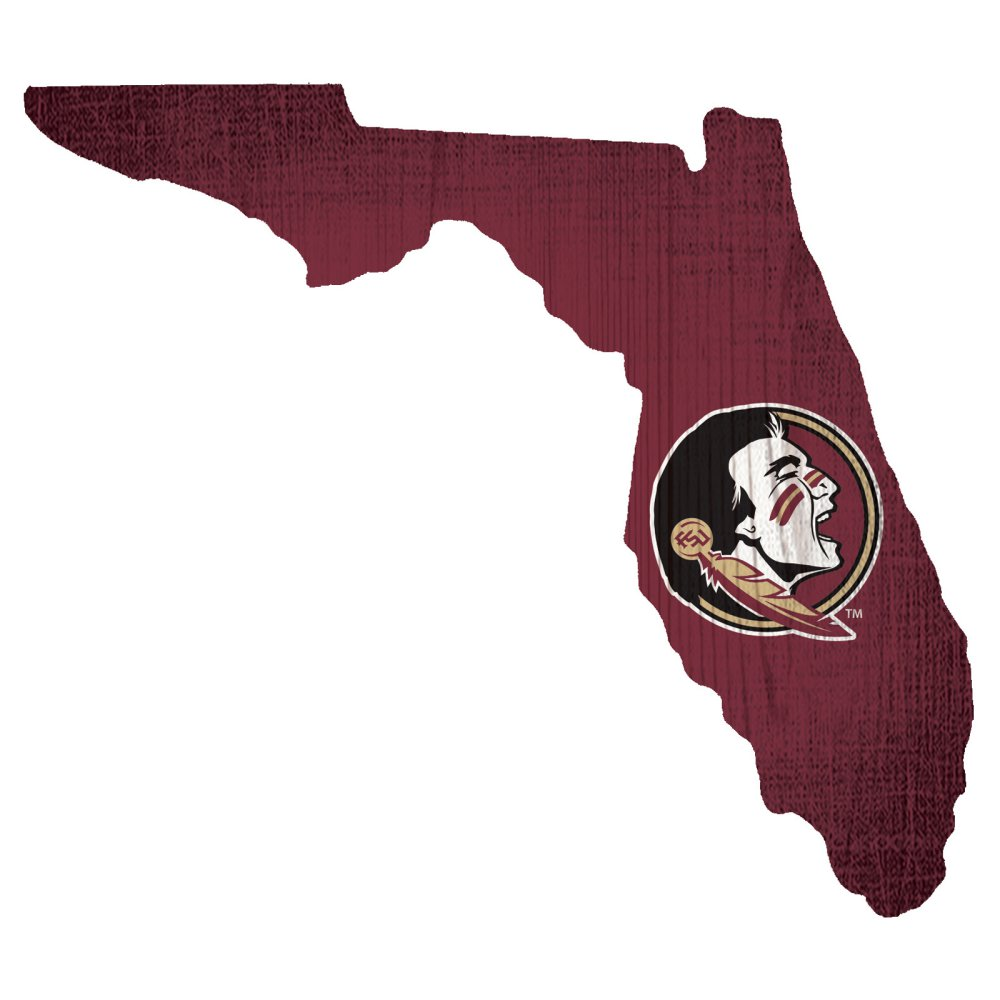 FSU Logo State Sign