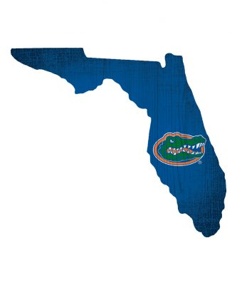 Florida Gators State Sign