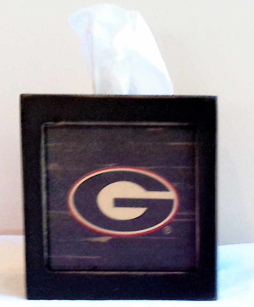 Georgia-tissue-box