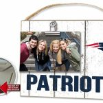 New England Patriots Clip it Photo Frame