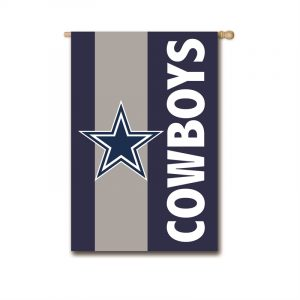Dallas Cowboys House Flag
