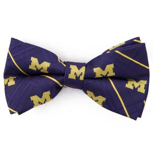 Michigan Wolverines Bow Tie