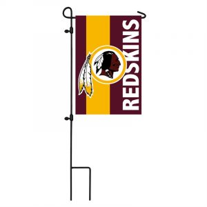 Washington Redskins Garden Flag