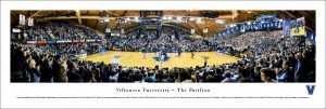 Villanova Wildcats Panoramic Print