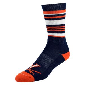Virginia Cavaliers Crew Socks