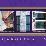 Western Carolina Campus Letter Art