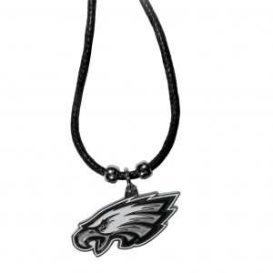 Philadelphia Eagles Cord Necklace