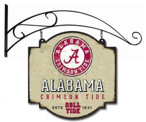 Alabama Crimson Tide Tavern Sign