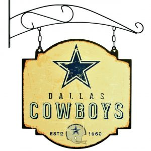 Dallas Cowboys Tavern Sign