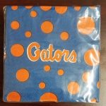 Florida Gators Cocktail Napkins