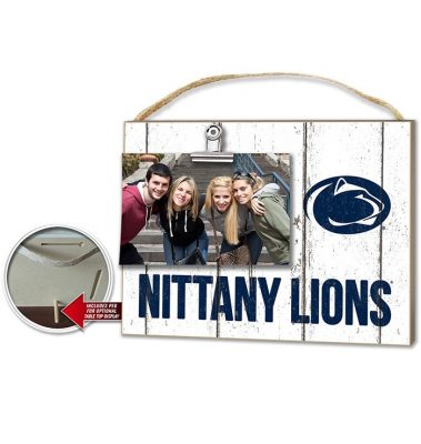 Penn State Clip It Photo Frame