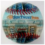 SunTrust Park Commemorative Baseball