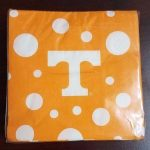 Tennessee Volunteers Cocktail Napkins