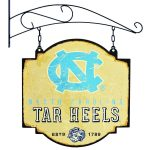 North Carolina Tar Heels Tavern Sign