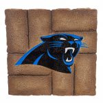 Carolina Panthers Garden Stone