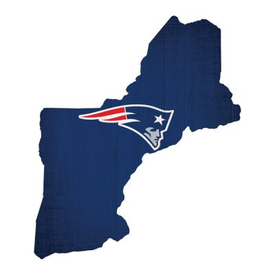 New England Patriots State Sign