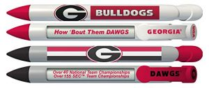 Georgia Bulldogs Braggin' Rights Pen