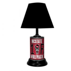 NC State Wolfpack Lamp