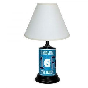 North Carolina Tar Heels Lamp