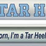North Carolina Tar Heels Braggin' Rights Pen